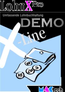 Demoversion von LohnX